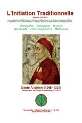 Revue L'Initiation Traditionnelle, numéro 1 de 2013