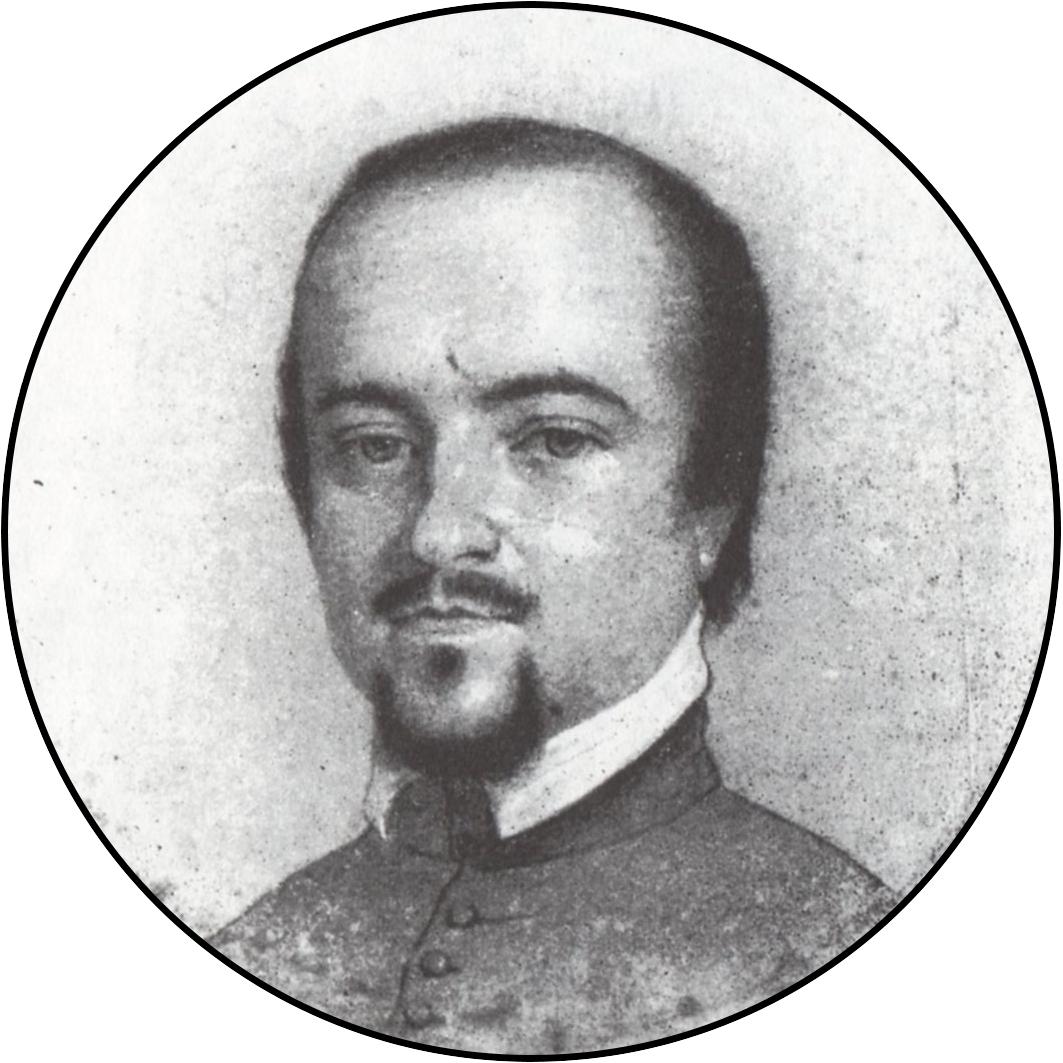Eliphas Lévi en 1836