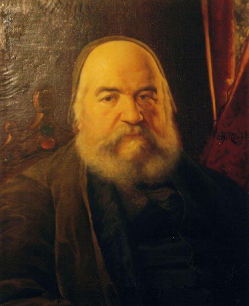 Eliphas Lévi en 1874
