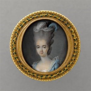 La duchesse de Bourbon