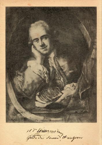 Jean-Baptiste Willermoz, fondateur du RER