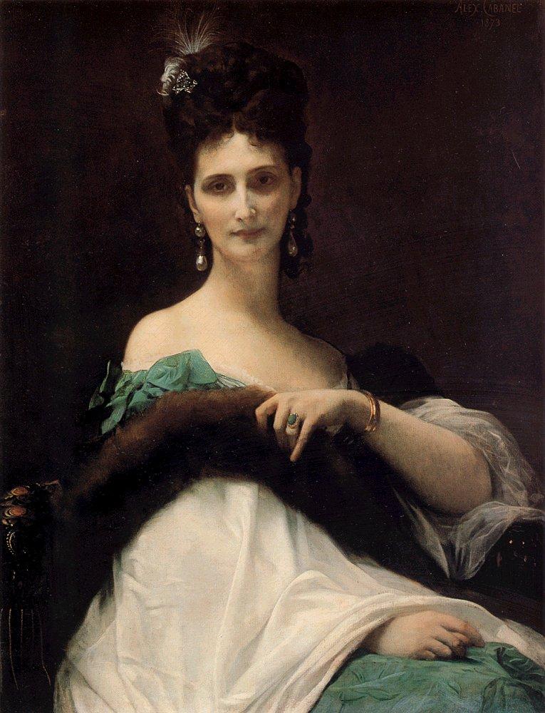 Comtesse Keller, épouse de Saint-Yves d'Alveydre