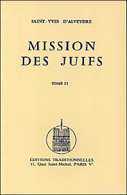 Mission des Juifs, 1884