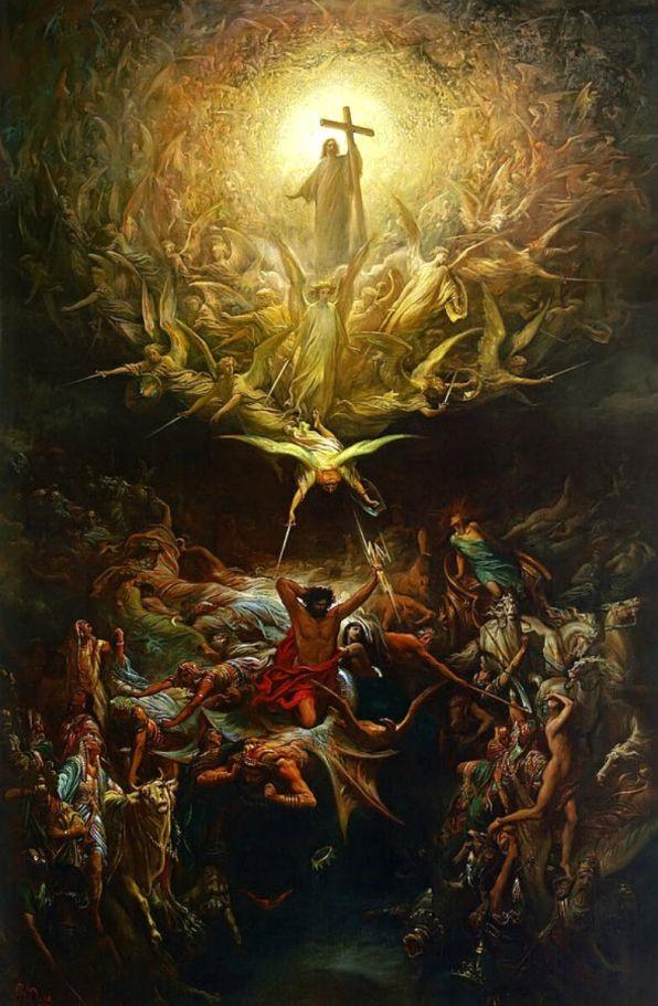 Jésus victorieux