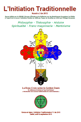 L Initiation Traditionnelle 2015 3