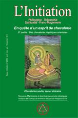 Revue L'Initiation, numéro 2 de 2012
