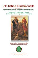 Revue L'Initiation Traditionnelle, numéro 2 de 2013