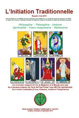 Revue L'Initiation Traditionnelle, numéro 4 de 2013