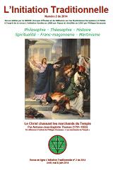 Revue L'Initiation Traditionnelle, numéro 2 de 2014