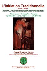 Revue L'Initiation Traditionnelle, numéro 3 de 2014