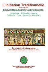 Revue L'Initiation Traditionnelle, numéro 4 de 2014