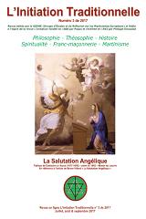 Revue L'Initiation Traditionnelle, numéro 3 de 2017