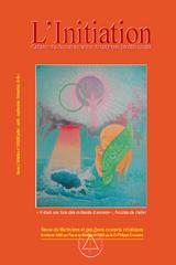 Revue L'Initiation, numéro 3 de 2006