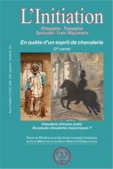 Revue L'Initiation - 3ème trimestre 2012