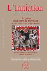 Revue L'Initiation, numéro 4 de 2011